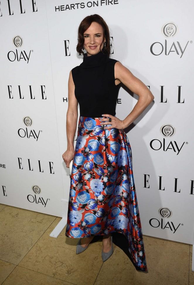 Juliette Lewis - ELLE's Annual Women in Television Celebration 2015