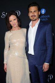 Juliette Lewis - 'Sacred Lies The Singing Bones' tv-show har premiere i Los Angeles