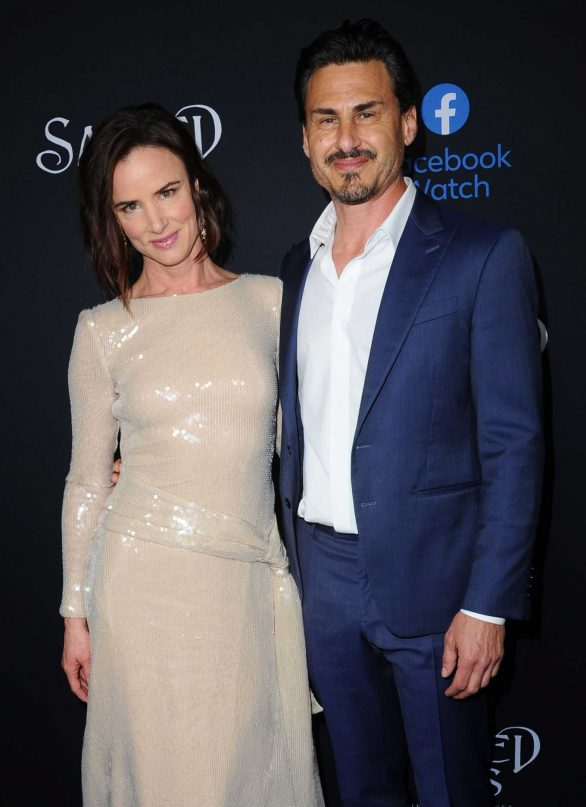 Juliette Lewis - 'Sacred Lies The Singing Bones' TV show premiere in Los Angeles