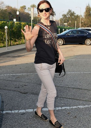 Juliette Lewis Style - Out in Beverly Hills
