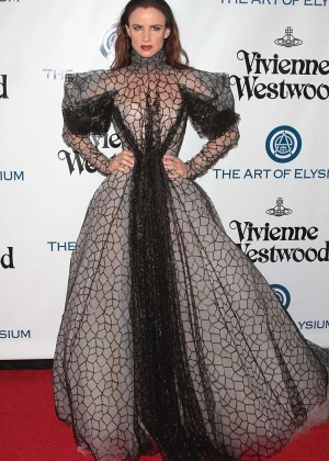 Juliette Lewis - The Art of Elysium 2016 HEAVEN Gala in Culver City