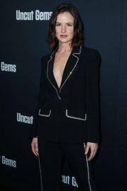 Juliette Lewis - 'Uncut Gems' Premiere in Hollywood
