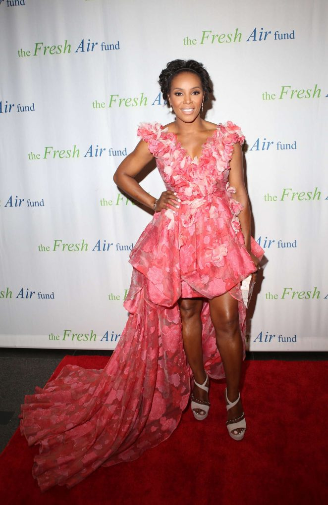 June Ambrose – Fresh Air Fund's 140th Birthday Celebration annual Spring Benefit in NY