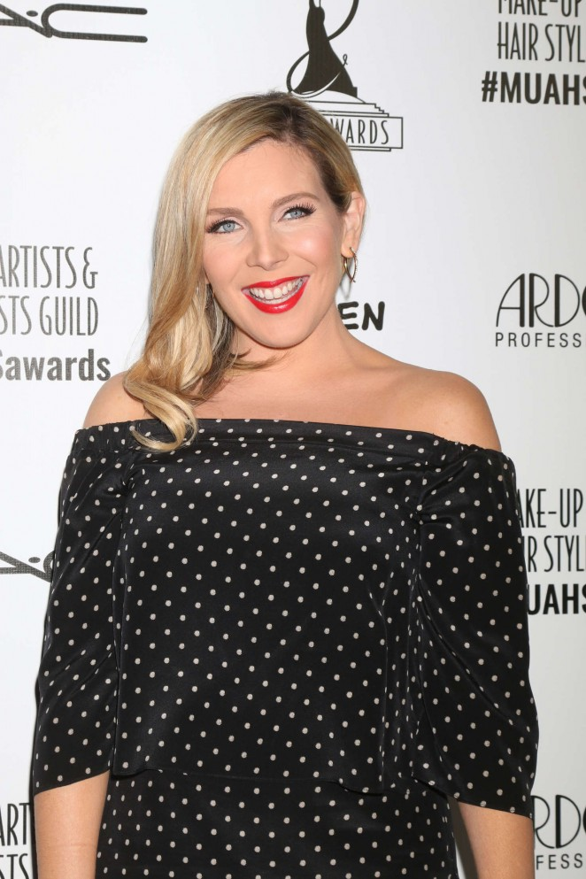 June Diane Raphael - 2016 Make-Up Artist and Hair Stylist ... Jessica Biel Hair