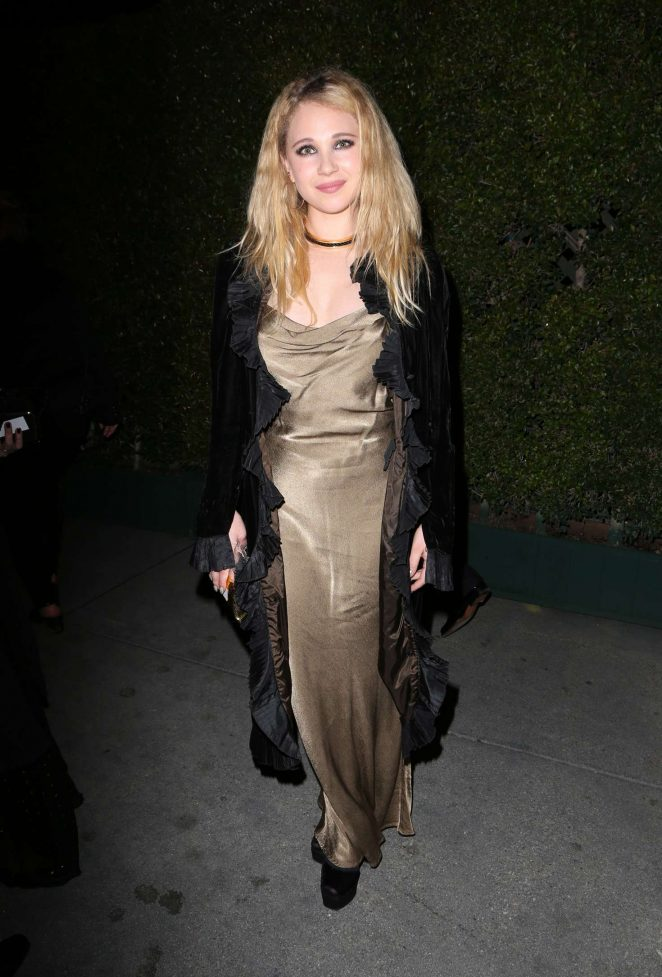 Juno Temple - 10rh Annual Art of Elysium Heaven Gala in Los Angeles