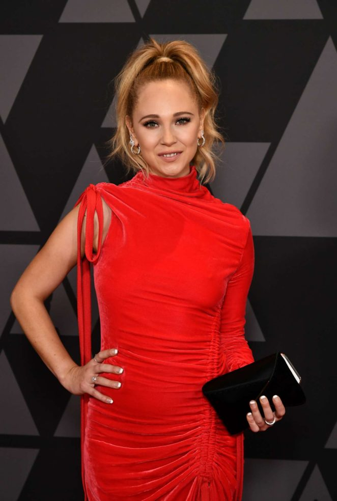 Juno Temple - 9th Annual Governors Awards in Hollywood