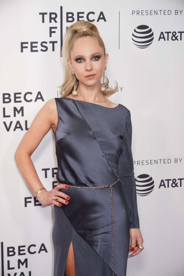 Juno Temple - 'Lost Transmissions' Premiere at 2019 Tribeca Film Festival in NYC