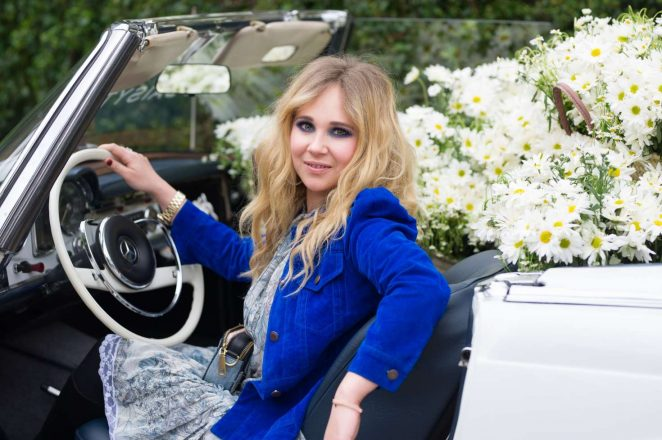 Juno Temple - Marc Jacobs celebrates Daisy in Los Angeles