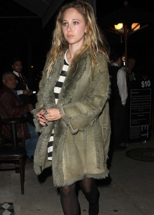 Juno Temple - Out in West Hollywood