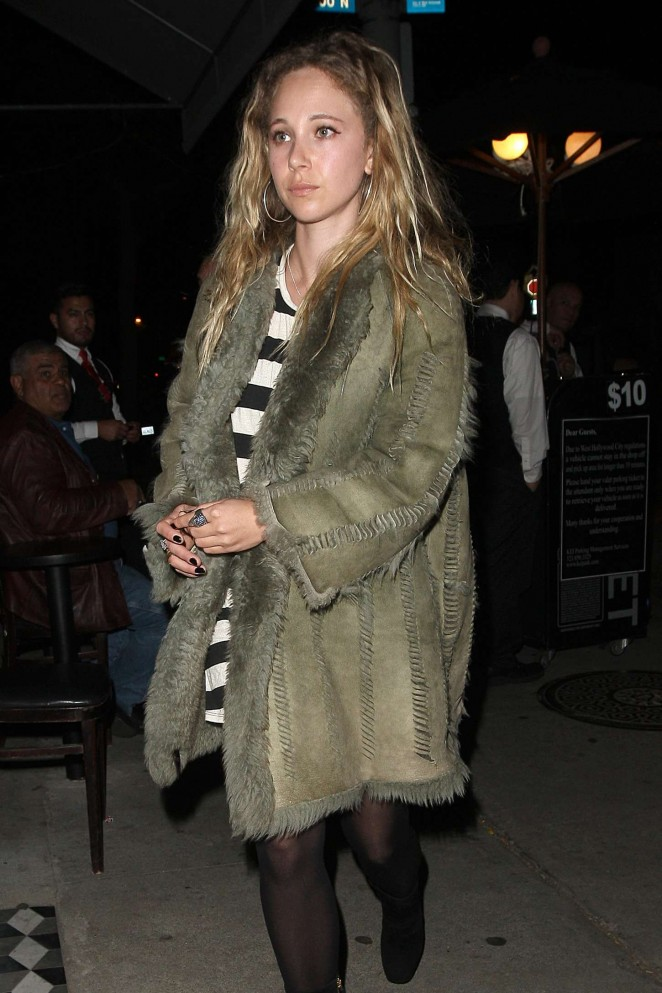 Juno Temple – Out in West Hollywood