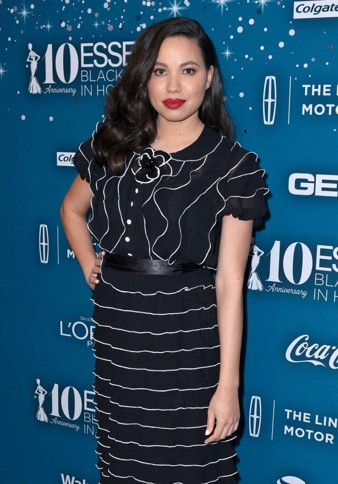 Jurnee Smollett-Bell - Essence Black Women in Hollywood Awards 2017 in LA