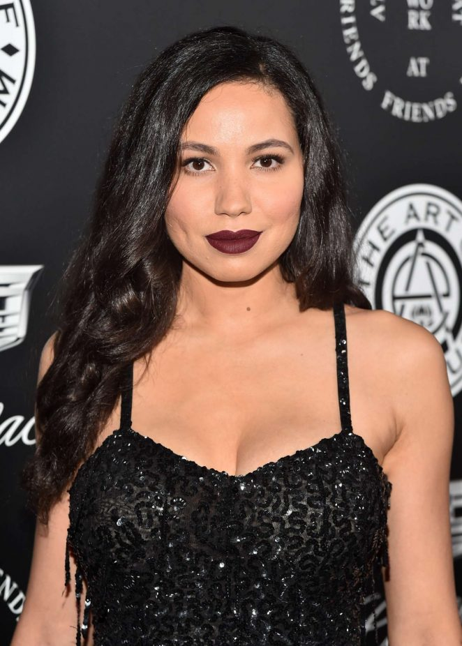 Jurnee Smollett-Bell - The Art of Elysium 11th Annual HEAVEN Gala in LA