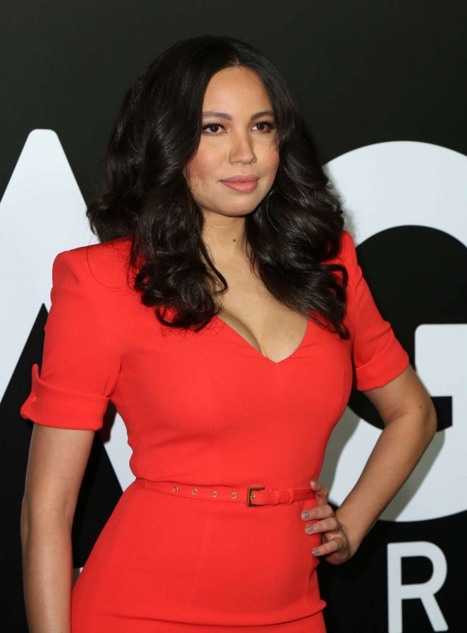 Jurnee Smollett-Bell - 'Underground' and 'Outsiders' Premiere Event in Pasadena