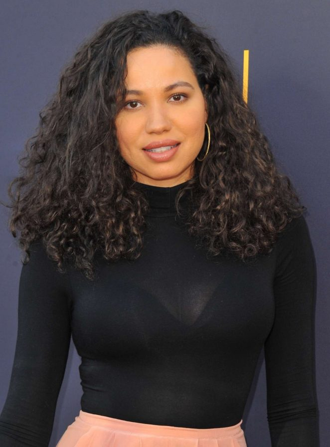 Jurnee Smollett-Bell - Words Plus Music Celebration in Los Angeles