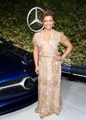 Justina Machado - 2016 Variety And Women In Film's Pre-Emmy Celebration in LA