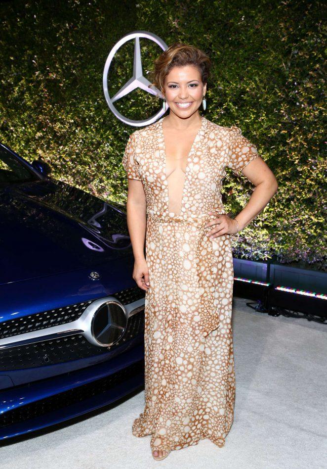 Justina Machado – 2016 Variety And Women In Film's Pre-Emmy Celebration in LA