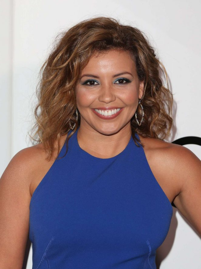Justina Machado: Audi Celebrates The 68th Emmys Party -01