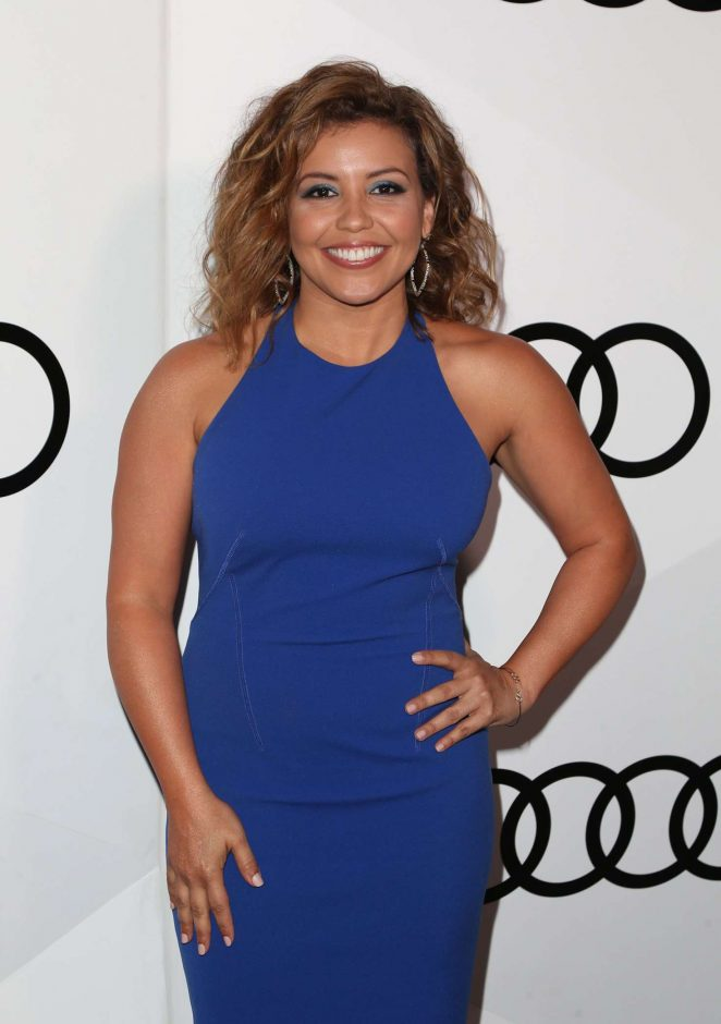 Justina Machado - Audi Celebrates The 68th Emmys Party in West Hollywood