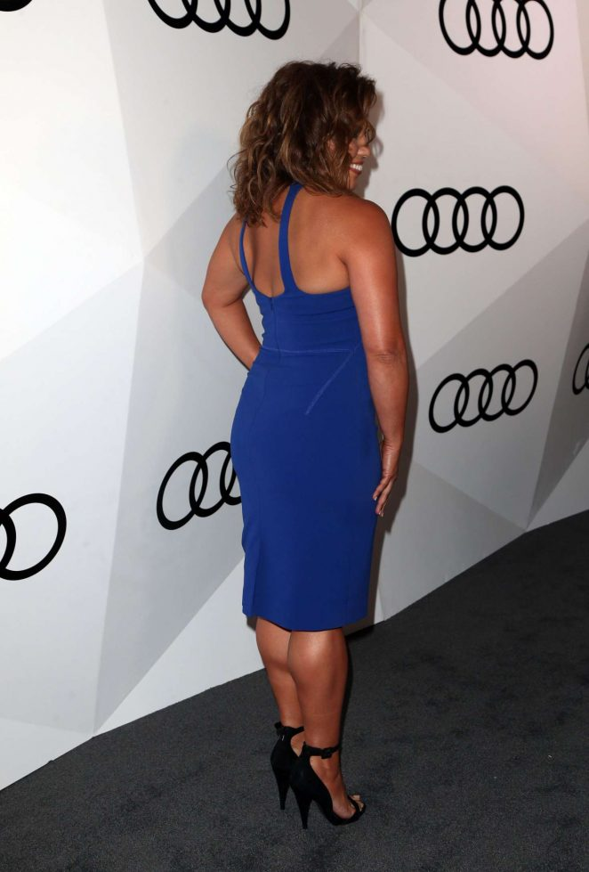 Justina Machado: Audi Celebrates The 68th Emmys Party -07