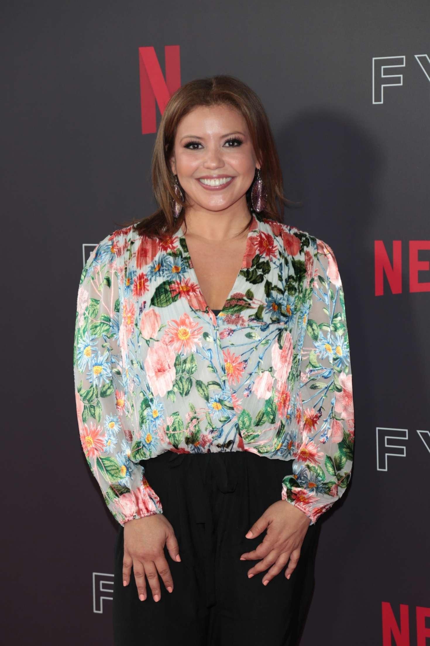 Justina Machado - Netflix FYSEE Comediennes In Conversation in LA