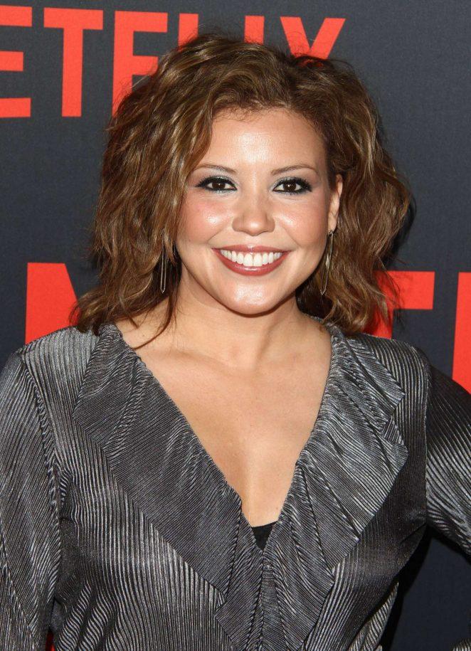 Justina Machado – 'One Day at a Time' TV Show Season 2 Premiere in LA
