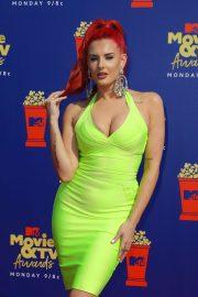 Justina Valentine - 2019 MTV Movie and TV Awards Red Carpet in Santa Monica