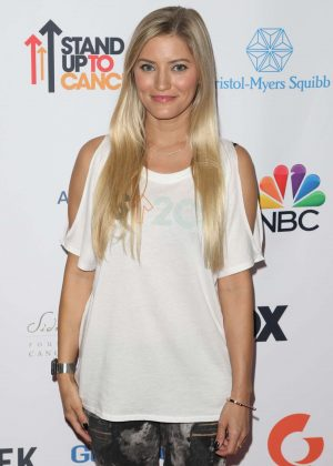 Justine Ezarik - 5th Biennial Stand Up To Cancer in Los Angeles