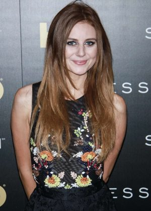 Justine Lupe - 'Succession' TV Show Premiere in New York