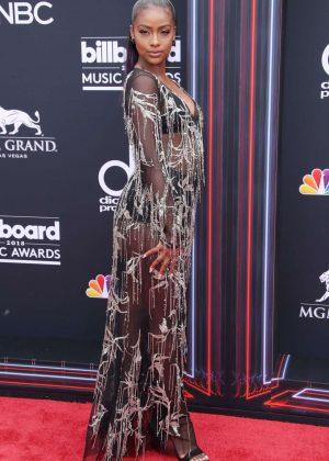 Justine Skye - Billboard Music Awards 2018 in Las Vegas