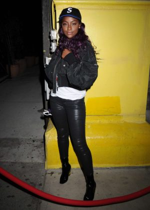 Justine Skye - Target IMG NYFW Kickoff Party in New York