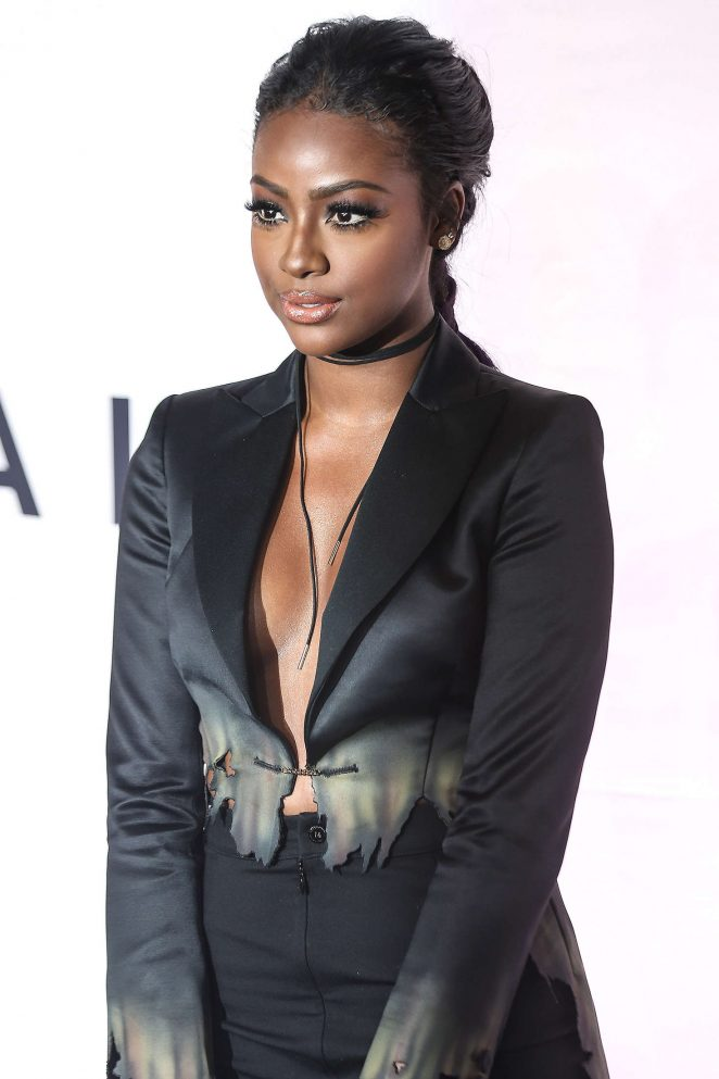 Justine Skye - 'Tidal X 10/15' Concert in Brooklyn