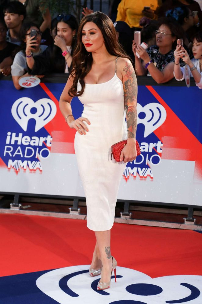 JWoww - 2018 iHeartRadio Much Music Video Awards in Toronto