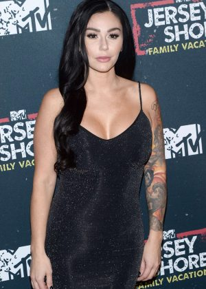 JWoww - 'Jersey Shore Family Vacation' Premiere in New York