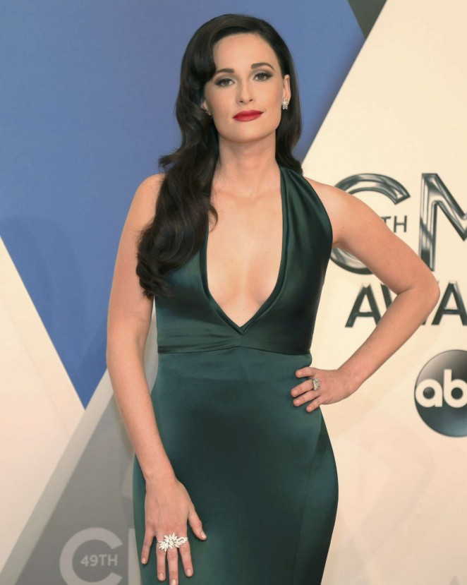 Kacey Musgraves - 2015 CMA Awards in Nashville