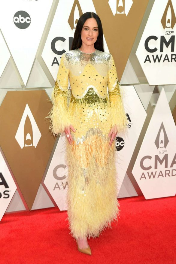 Kacey Musgraves - 2019 CMA Awards in Nashville