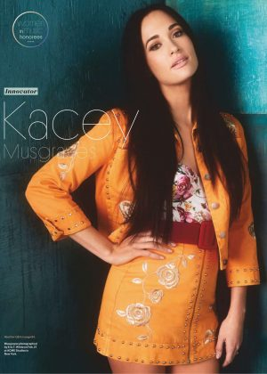 Kacey Musgraves - Billboard 'Woman of the Year' (December 2018)