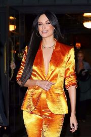 Kacey Musgraves - Leaving the Bowery Hotel in NYC