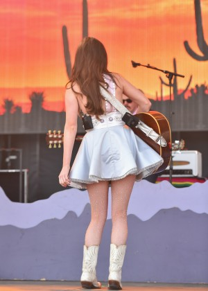 Kacey Musgraves - NCAA March Madness Music Festival in Indianapolis