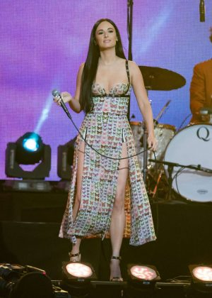 No Ip Address >> Kacey Musgraves - Performance at 'Jimmy Kimmel Live' in LA