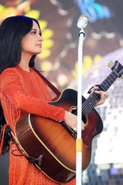 Kacey Musgraves - Performing at Coachella Valley Music and Arts Festival in Indio