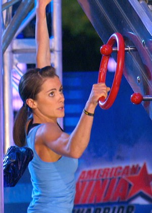 Kacy Catanzaro: first woman in American Ninja Finals-09