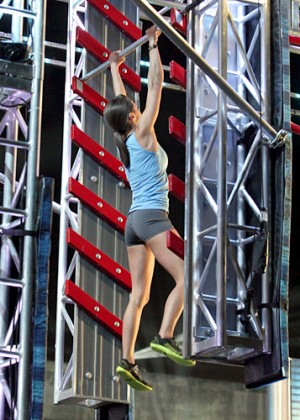 Kacy Catanzaro: first woman in American Ninja Finals-17