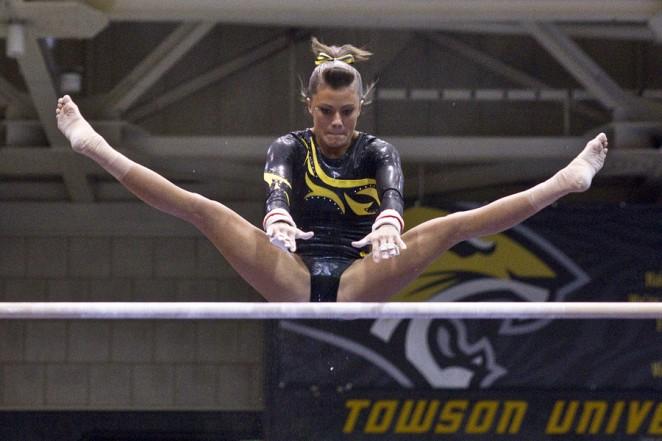 Kacy Catanzaro - first woman in American Ninja Finals