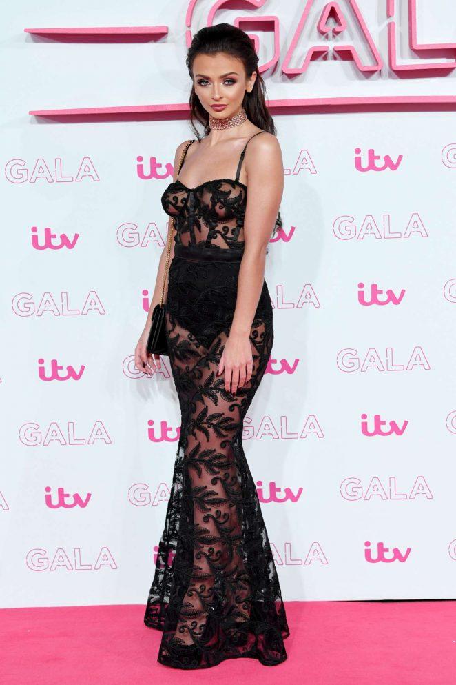 Kady McDermott - 2016 ITV Gala in London
