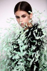 Kaia Gerber - 2019 Paris Fashion Week - Givenchy Runway Haute Couture FW 19-20
