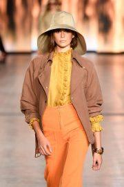 Kaia Gerber - Alberta Ferretti Runway Show SS 2020 at Milan Fashion Week