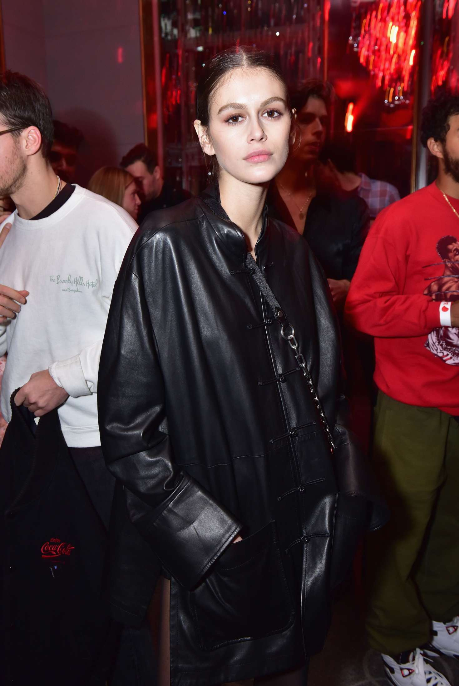 Kaia Gerber – Alex Wang's Big Trouble In Little China in New York