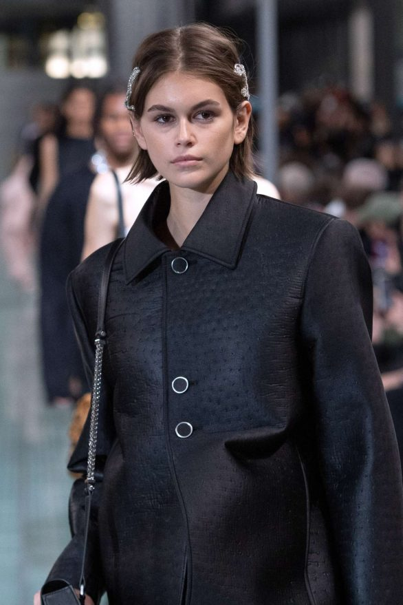 Kaia Gerber - Alyx Menswear Runway Show 2020 in Paris