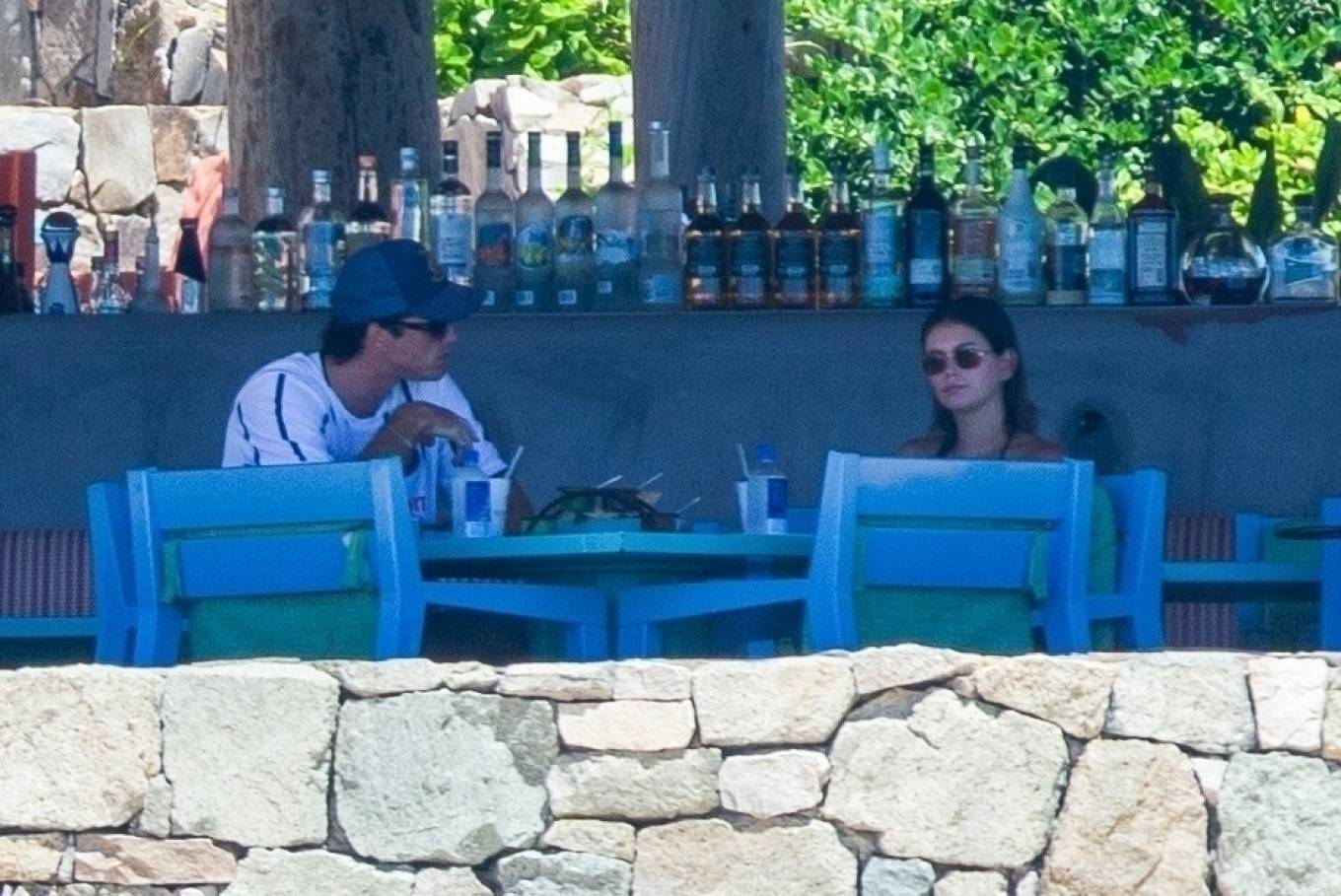 Kaia Gerber 2020 : Kaia Gerber and Jacob Elordi – Pictured while on vacation in Cabo San Lucas-02