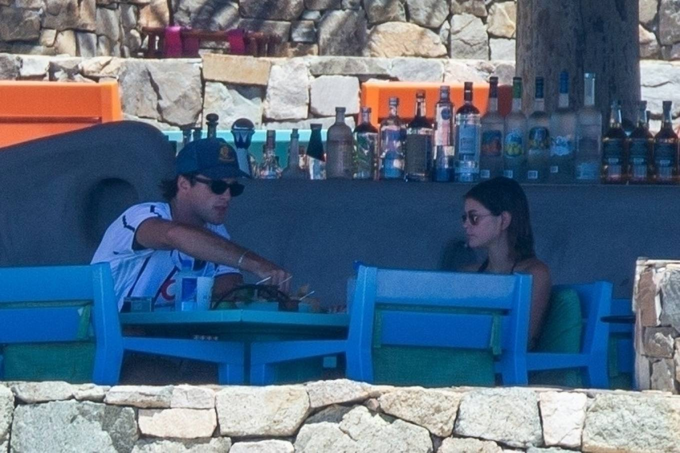 Kaia Gerber 2020 : Kaia Gerber and Jacob Elordi – Pictured while on vacation in Cabo San Lucas-03
